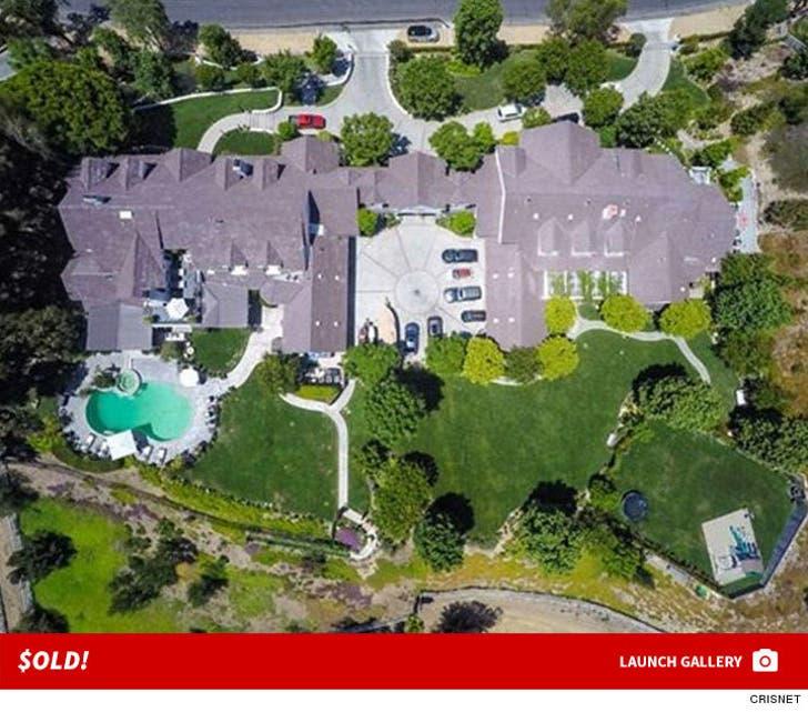 Jennifer Lopez -- Inside the Hidden Hills House