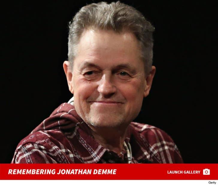 Remembering Jonathan Demme
