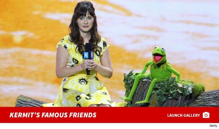 Kermit's Famous Friends