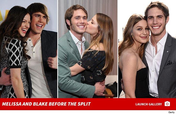 Supergirl Star Melissa Benoist Officially Divorced From Blake Jenner