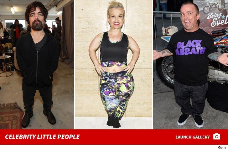 Celebrity Little People