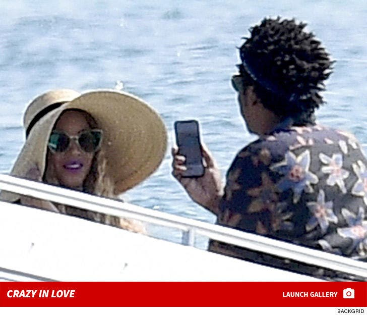 Beyonce and Jay-Z Continue Her Birthday Celebration in Italy
