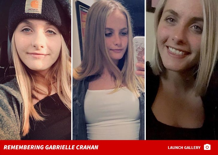 Remembering Gabrielle Crahan