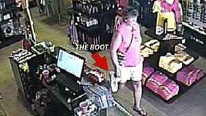 Hulk Hogan -- My Stolen Boot Has Been Returned