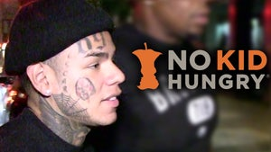 6ix9ine Responds to His $200k Donation to Hungry Kids Being Rejected