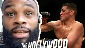 Tyron Woodley Says Nick Diaz Belongs In UFC Hall of Fame, Here's Why ...