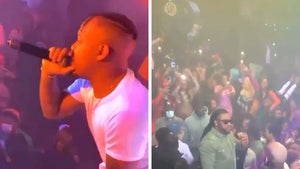 Bow Wow Draws Packed, Mostly Unmasked Crowd During Houston Concert