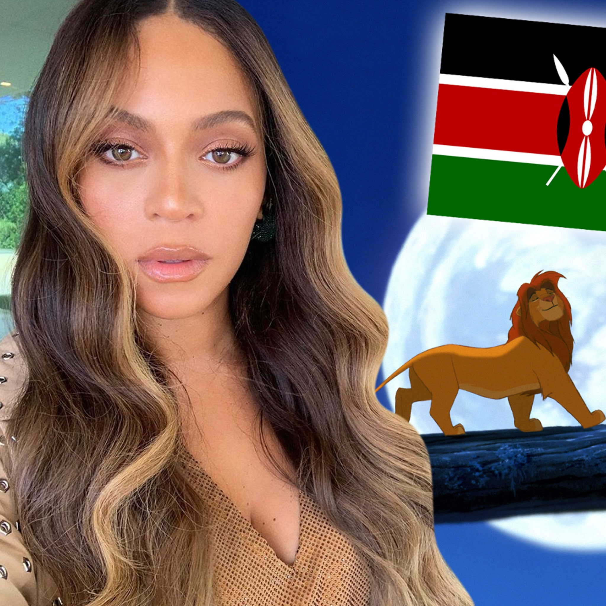 Beyonce Snubbed Kenya on 'Lion King' Album, Says Them Mushrooms Singer