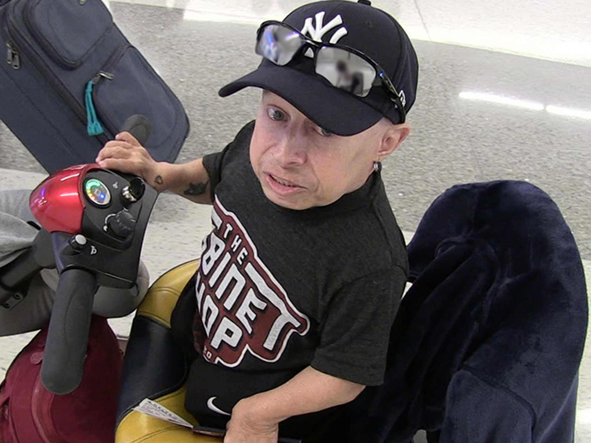 Verne Troyer Suicidal with 3 Times Legal Limit of Alcohol