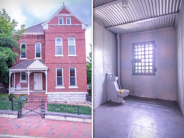 Missouri Home For Sale Doubles as 9-Cell Jail