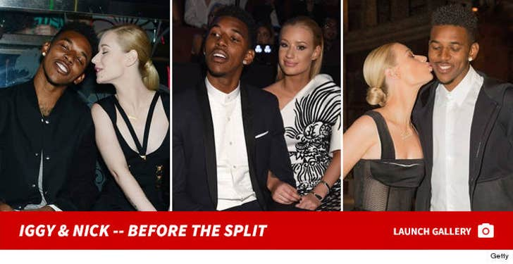 Iggy Azalea and Nick Young Together