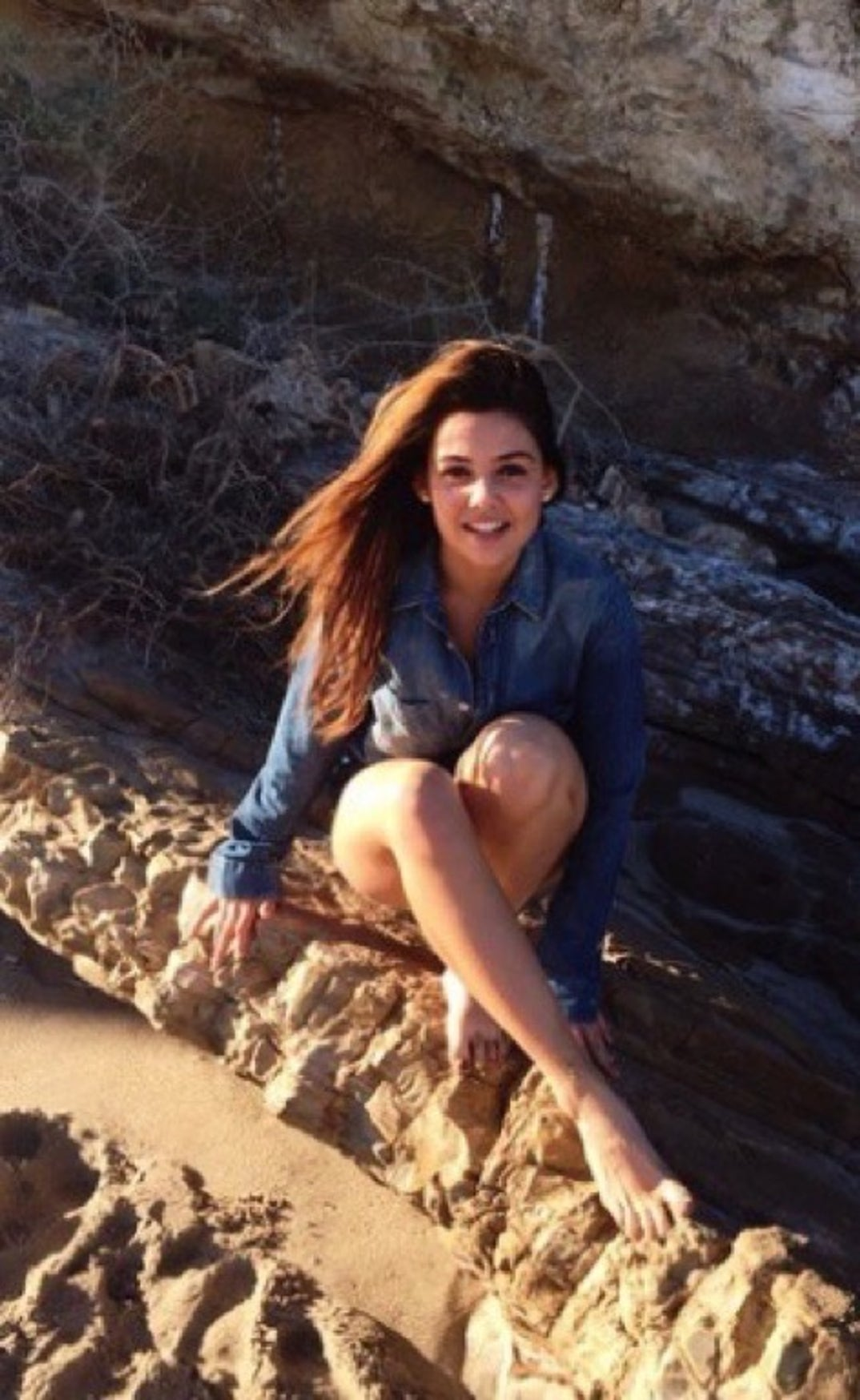 Danielle campbell hot