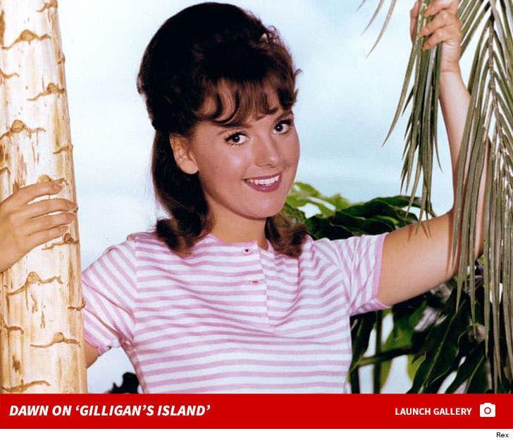 Dawn Wells on 'Gilligan's Island'