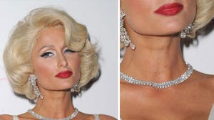 Paris Hilton -- The Breast She's Ever Looked