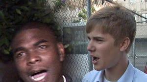 Keyshawn Johnson -- Justin Bieber Is 'Playing with Dynamite'