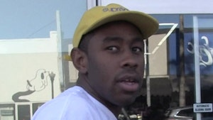 Tyler, the Creator Crashes Tesla into Parked Car Early Thursday