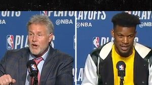 Jimmy Butler to 76ers Coach, 'My Name Is Not James!'