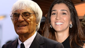 89-Year-Old Bernie Ecclestone Knocks Up Wife, Gas In the Tank, Baby!