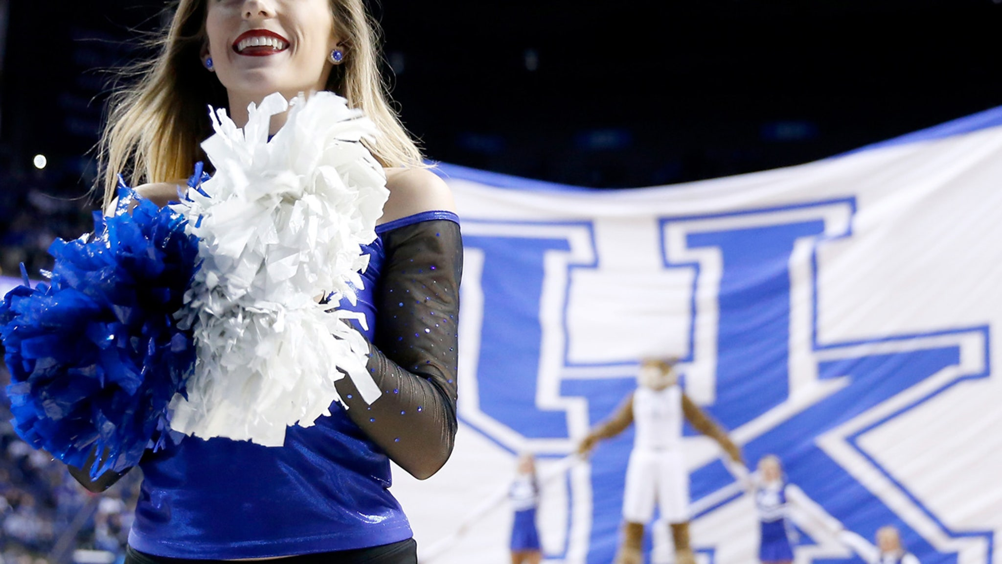 Kentucky Fires Cheerleading Coaches Over Wild Hazing, Nudity Allegations