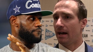 LeBron James Rips Drew Brees, You Don't Know Why Kap Was Kneeling?!