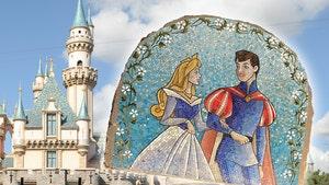 Disneyland Mosaic from Sleeping Beauty Castle Sells for $363k