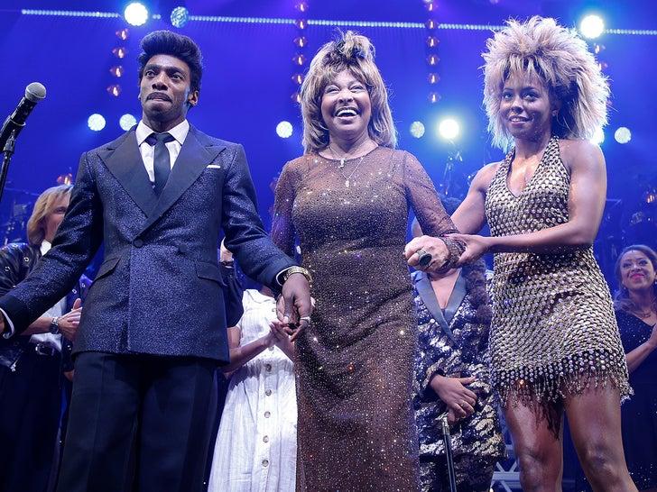'Tina - The Tina Turner Musical' Opening Night