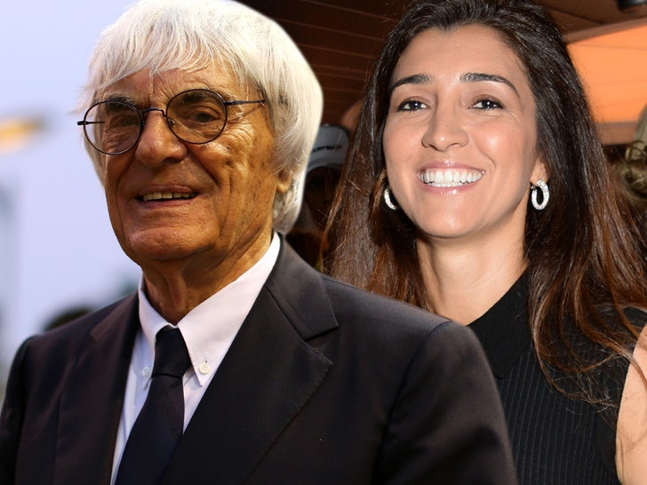 Ex-F1 ringmaster Ecclestone to be father again at age of 89