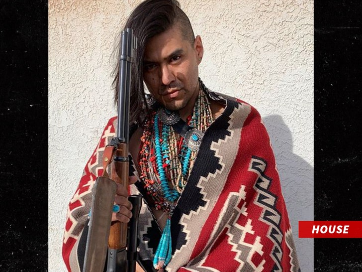 Парку-рейнджер убил индейца после того, как он сошел с тропы