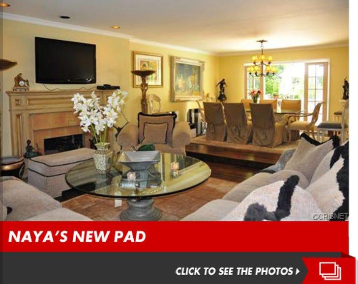 Naya Rivera's New LA Home!