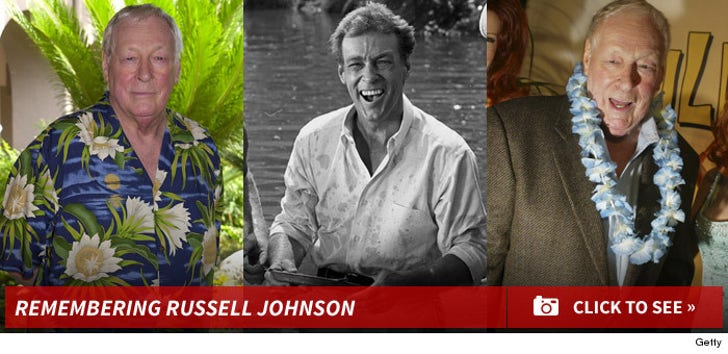 Remembering Russell Johnson