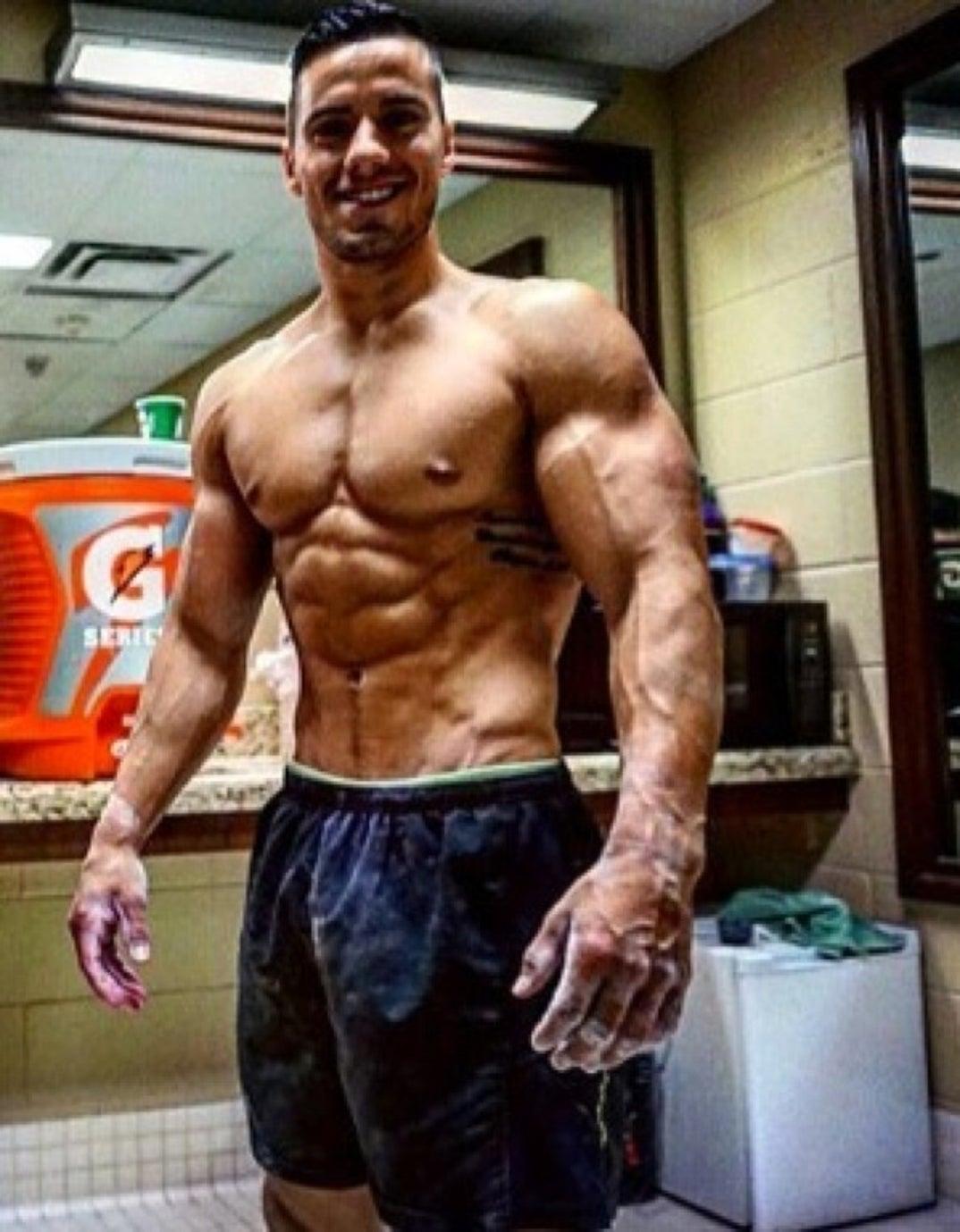 Jake Dalton's Shirtless Shots
