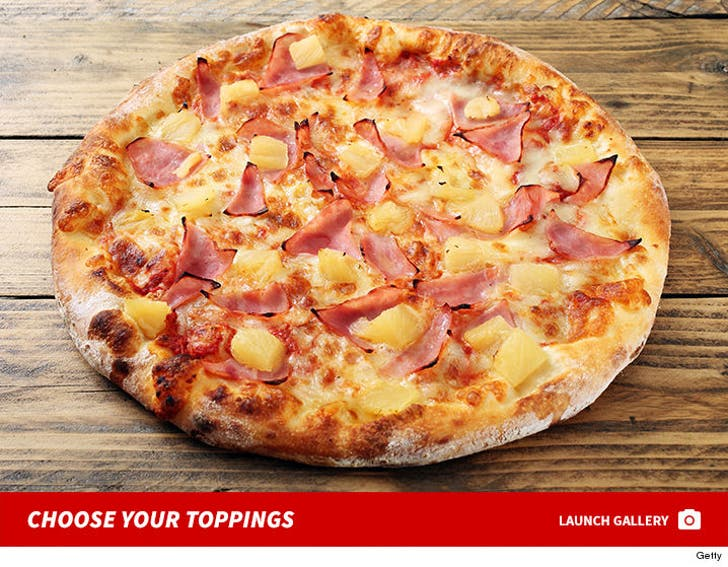 Choose Your Toppings