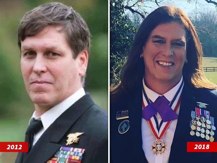 Transgender Ex-Navy SEAL Kristin Beck Bashes Ban on Military Service