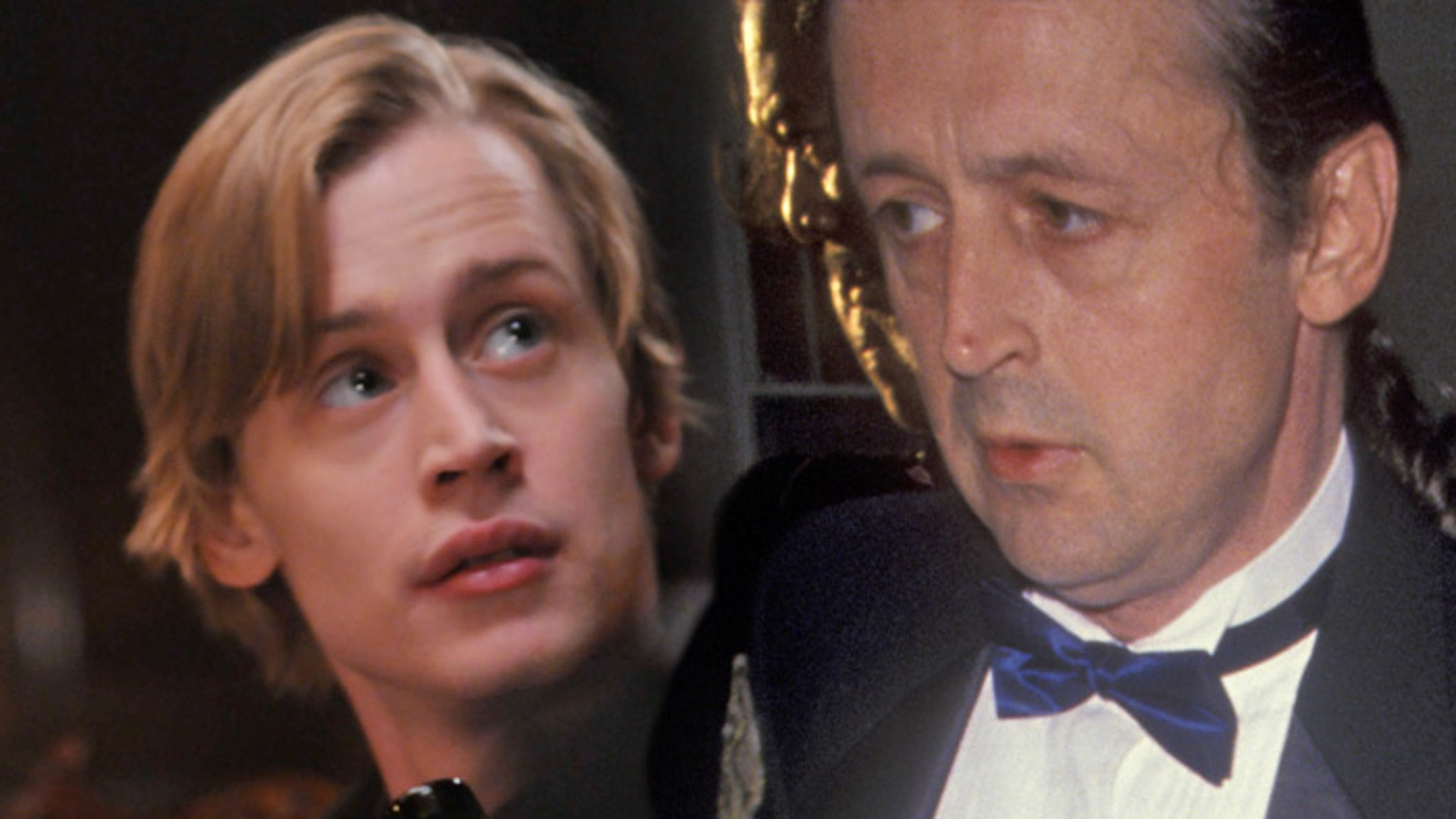 Macaulay Culkin -- Dad Wanted to Patch Things Up Before Stroke