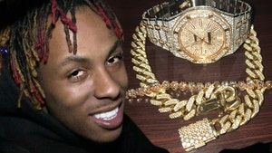Rich the Kid Celebrates Interscope Deal by Dropping Nearly Quarter Million on New Ice
