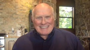Terry Bradshaw's Kinda Sure He's the Alpha on Family's New Reality Show