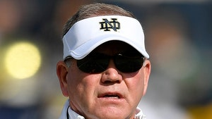 Notre Dame's Brian Kelly Threatens CFP Boycott If Players' Families Can't Attend