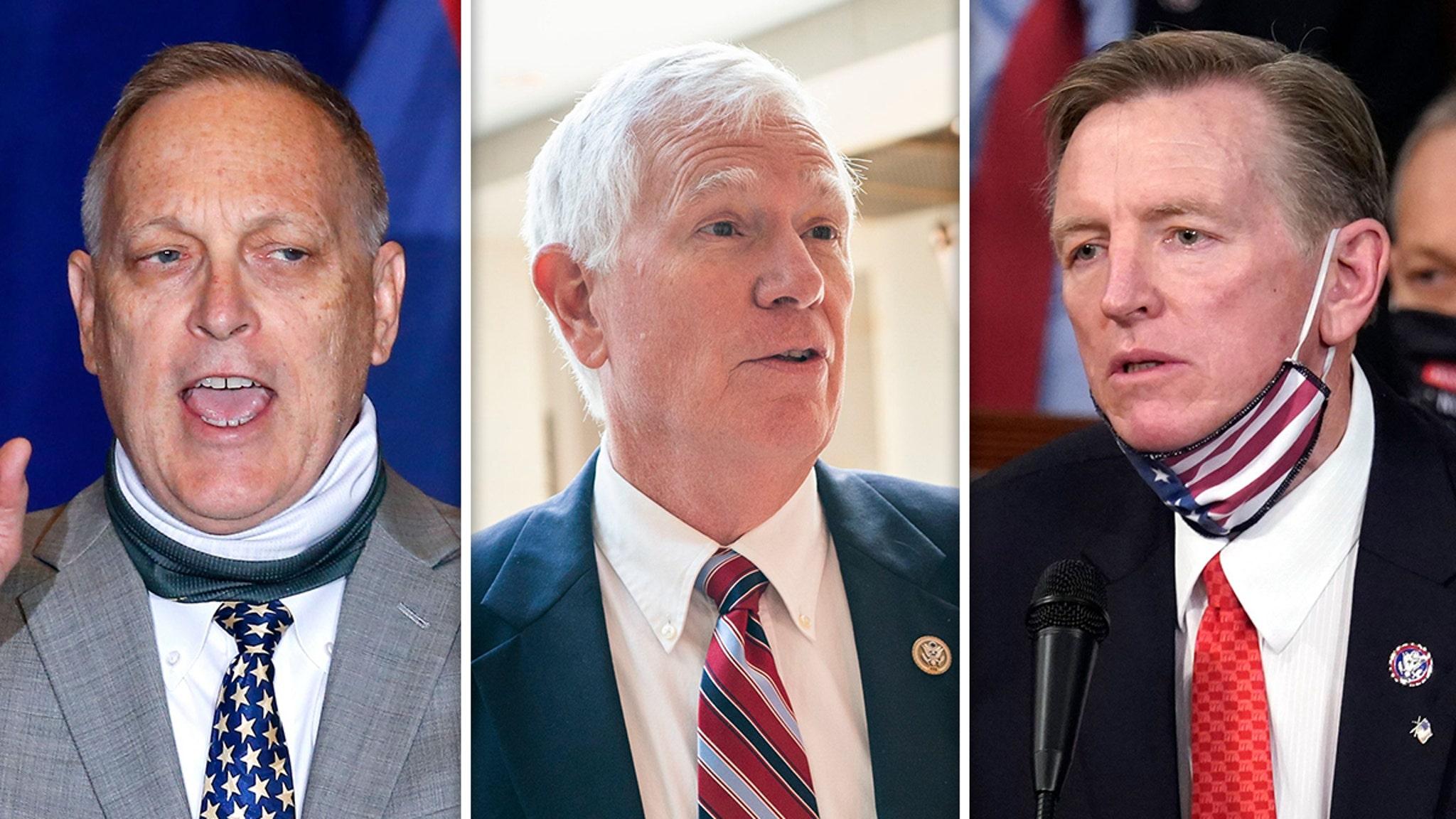 Организатор «Stop the Steal» утверждает, что 3 представителя Республиканской партии помогли ему спланировать ралли DC