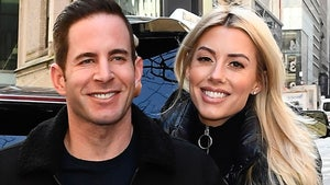 Heather Rae Young Gets Tarek El Moussa Tat for Valentine's Day