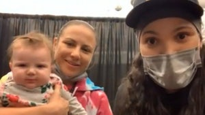 UFC's Amanda Nunes & Nina Ansaroff Want 2 More Kids, Hoping They Don't Become Fighters!