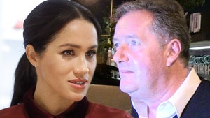 Meghan Markle Reportedly Complained to ITV About Piers Morgan