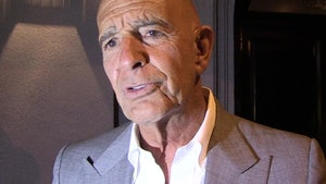 Ex-Neverland Ranch Owner, Trump Ally Thomas Barrack Arrested