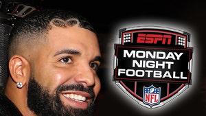 Drake Curating Music For 'Monday Night Football' This Season