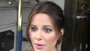 Kate Beckinsale Rushed to the Hospital in Las Vegas