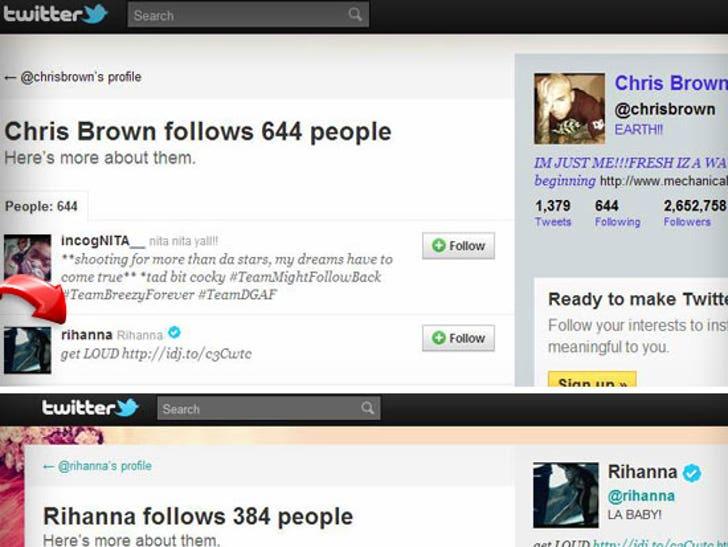 Hook up met Twitter