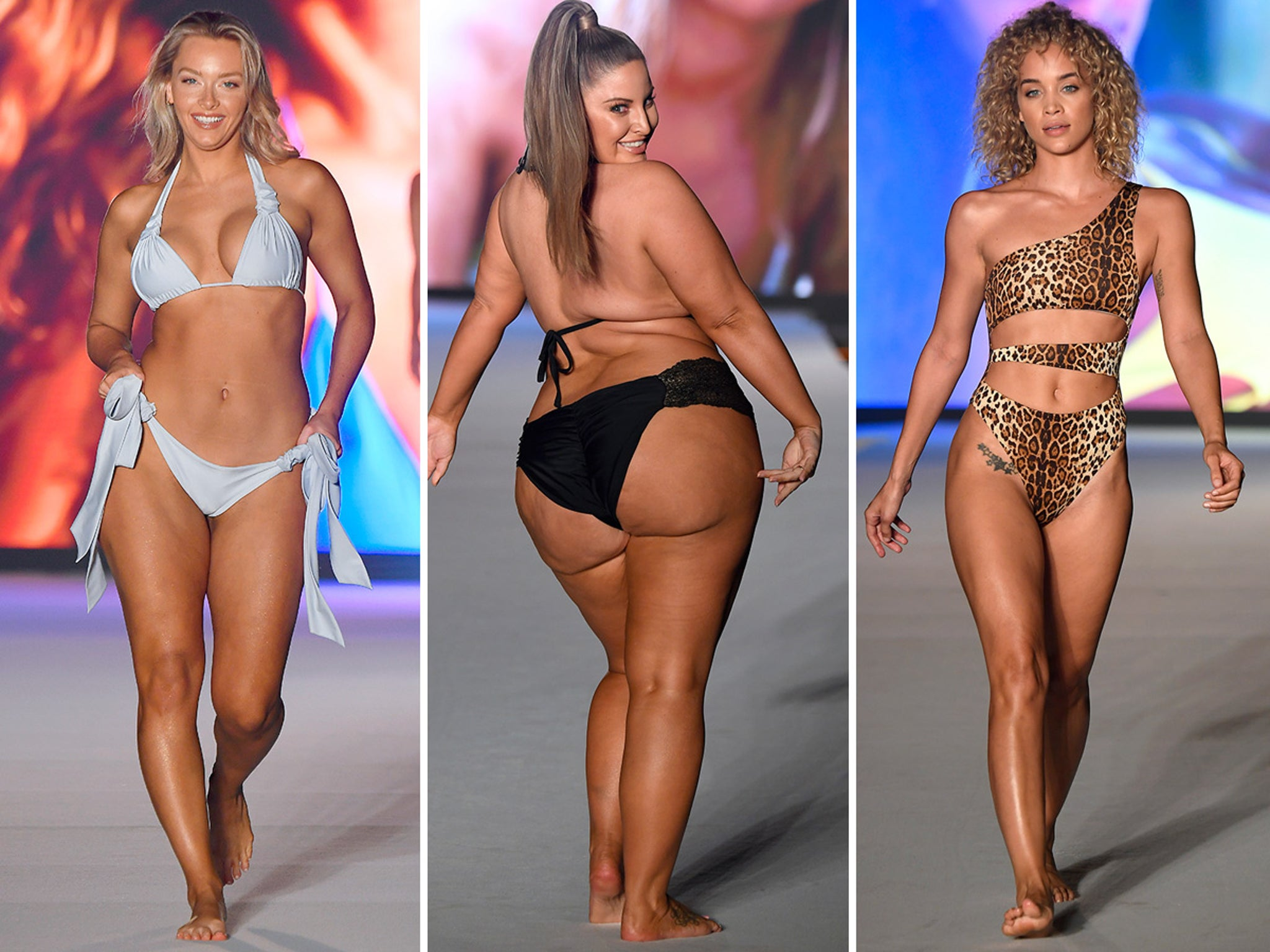 Sports Illustrated Swimsuit Models Flock To Miami For Swim Week