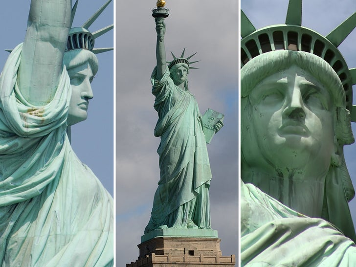 Lady Liberty Photos