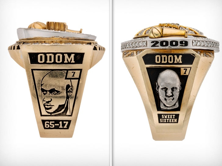 Lamar Odom's Pawned NBA Championship Rings Hit Auction, Could Fetch $100K! - EpicNews