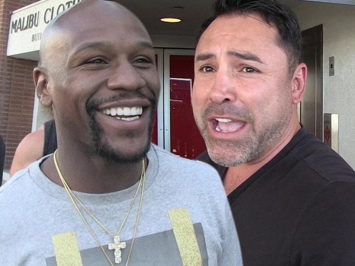 Floyd Mayweather Open To Oscar De La Hoya Fight, Wants More Than $100 Mil.jpg
