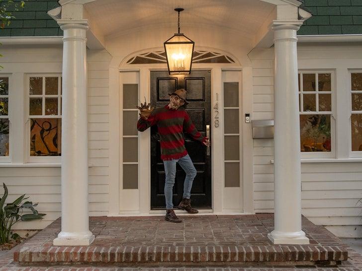 'Nightmare on Elm Street' House -- For Sale!